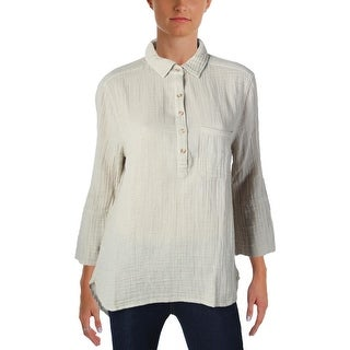Felicite Womens Tunic Top Pocket