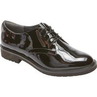 Rockport Women's Total Motion Abelle Oxford Black Patent