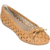 Rialto Women's Gisela Caramel Synthetic