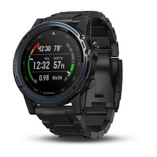 Garmin Descent MK1 GPS Dive Watch - Gray Sapphire with DLC Titanium Band