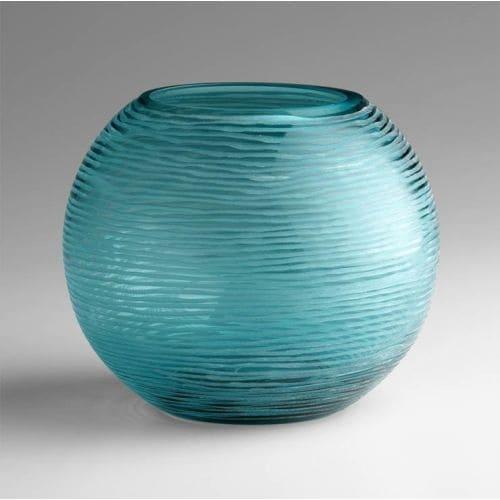 """Cyan Design 4361 6.75"""" Large Round Libra Vase"""