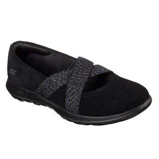 Skechers Womens Gowalk Lite - Cherished, Walking, Black