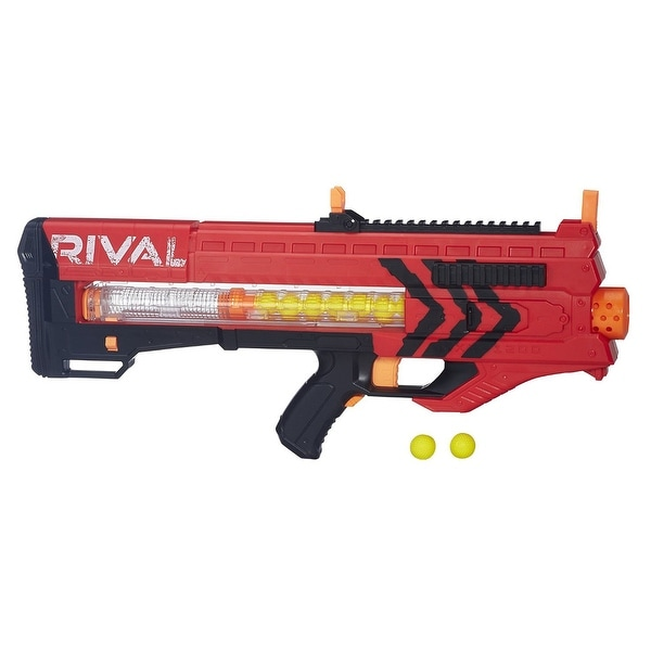 Nerf Rival Zeus MXV 1200 Blaster Red Team - Multi