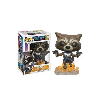 Funko POP Guardians of the Galaxy 2 - Rocket - Multi