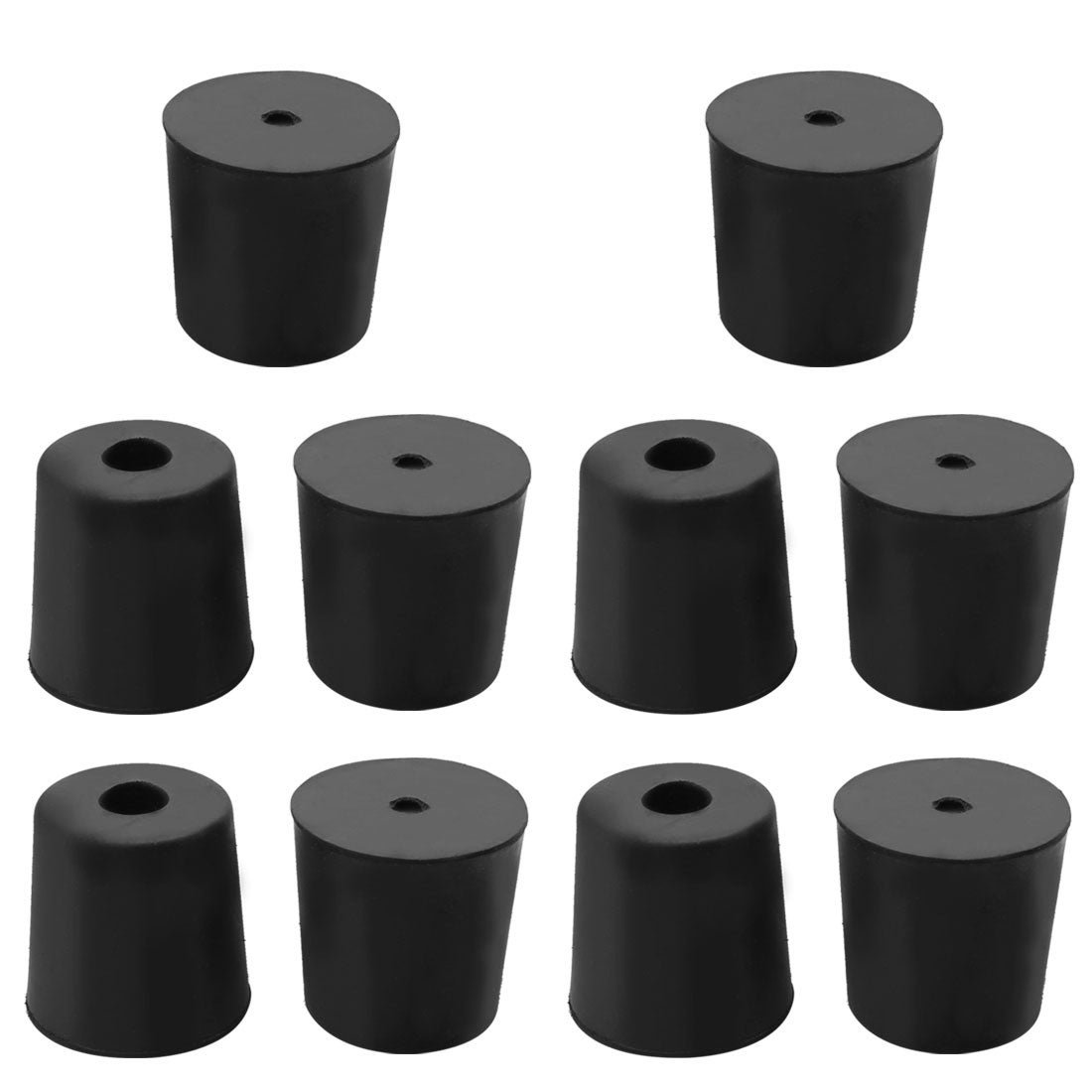 10pcs Rubber Feet Per Amplifier