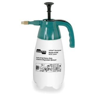 Chapin 1046 Industrial Viton Poly Cleaner/Degreaser Hand Sprayer, 48 Oz