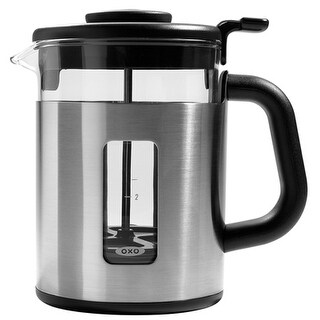 Oxo 11108500 Good Grips 4 Cup French Press Coffee Maker