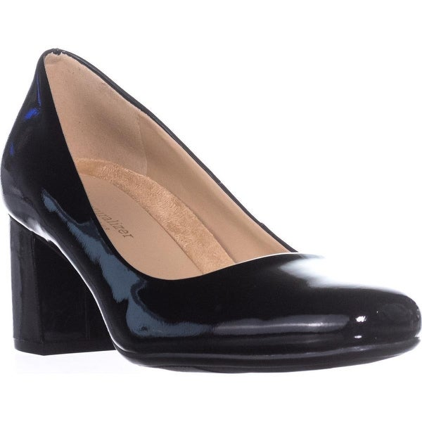 a11337a73 Shop naturalizer Whitney Dress Pumps, Black Patent - Free Shipping ...
