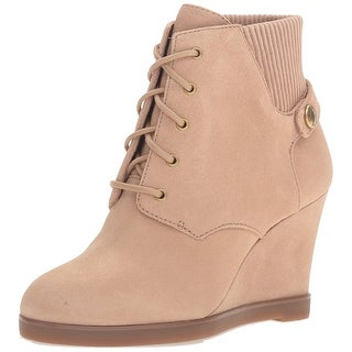 MICHAEL Michael Kors Womens Carrigan Wedge Closed Toe Ankle Fashion Boots (More options available)