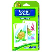 (6 Ea) Go Fish Game Cards