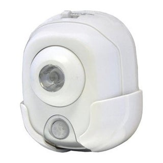 Rite Lite LPL773 Security Motion Led Light, White