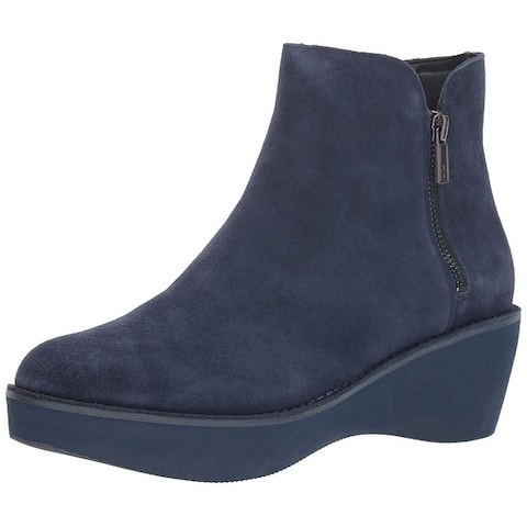 Kenneth Cole Reaction Womens Prime Closed Toe Ankle Fashion Boots