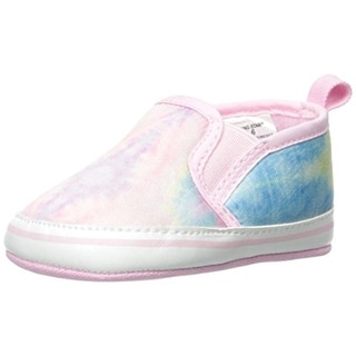 Rising Star Crib Shoes Infant Girls Tie-Dye - 3-6 mo