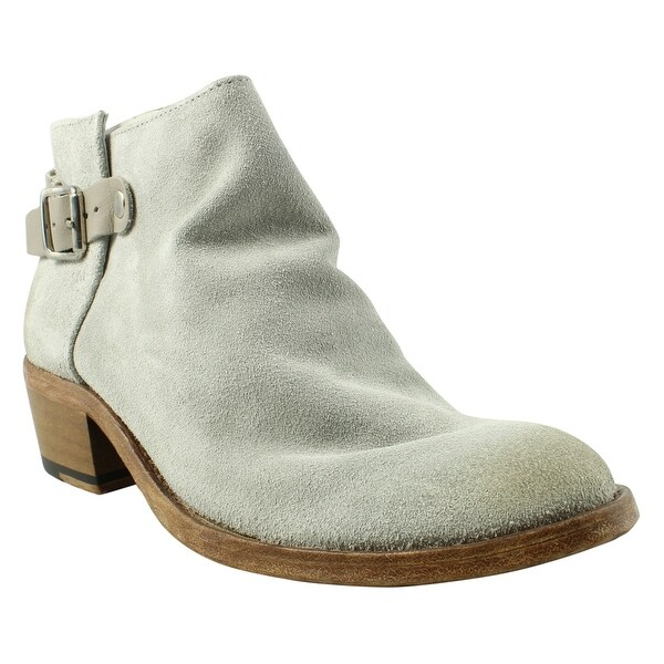 fbbf667ca09b Shop Sol Sana Womens Gray Ankle Boots Size 6 - Free Shipping On ...
