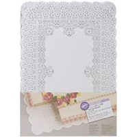 "14""X20"" Rectangle 6/Pkg - Show 'N Serve Cake Boards"
