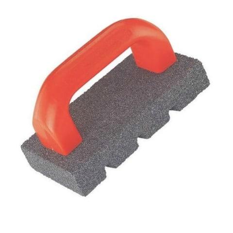 """Mintcraft 310813L Silicon Carbide Rubbing Brick, 6"""" x 3"""" x 1"""""""
