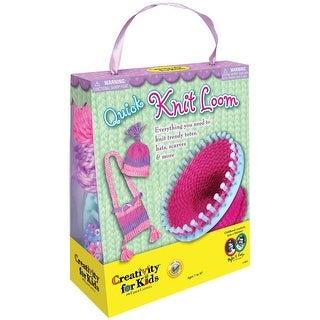 Quick Knit Loom Kit-