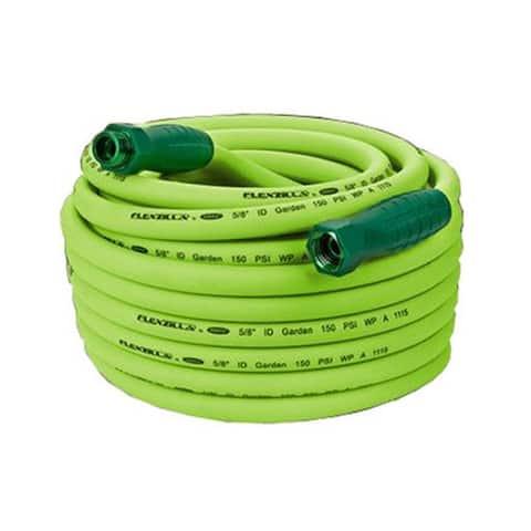 Flexzilla HFZG550YWS-N/CA Legacy Garden Hose, Zilla Green, 50' L