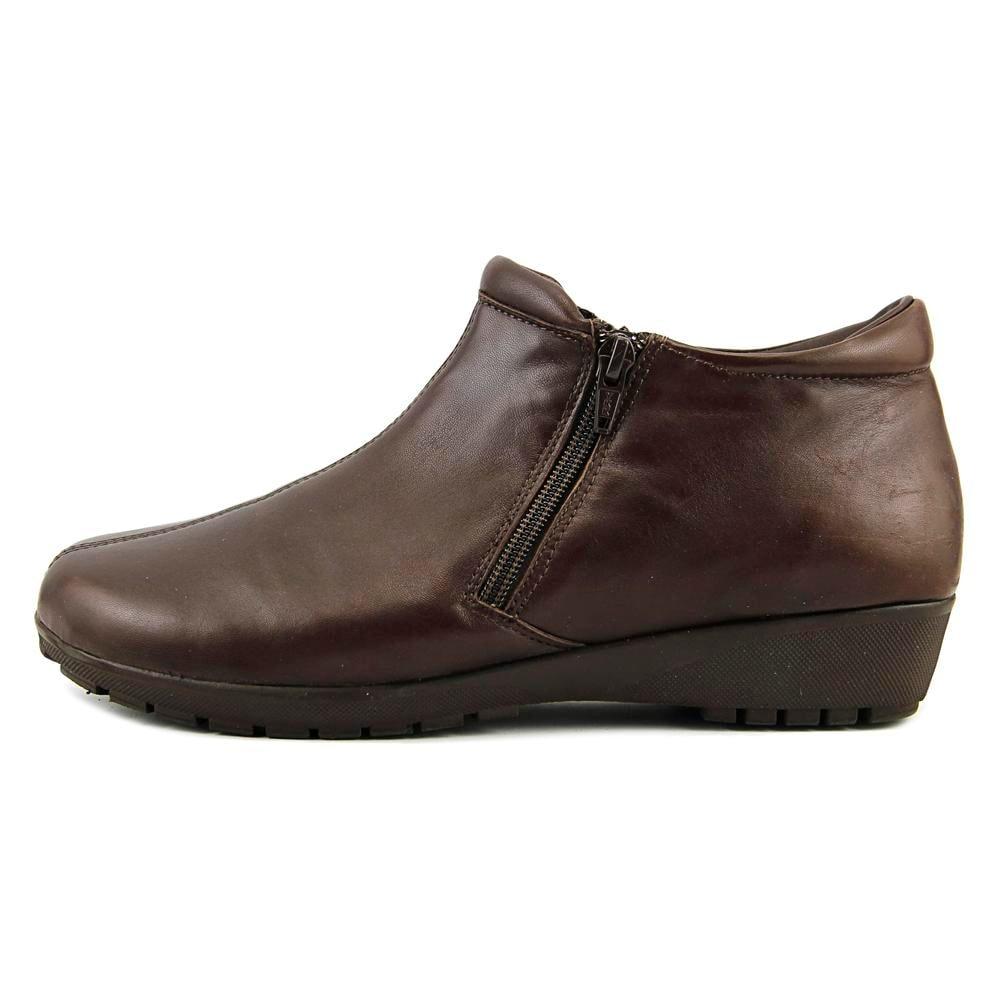 Shop Walking Cradles Zeno Women W Round Toe Leather Brown Chukka ... 688b6047e