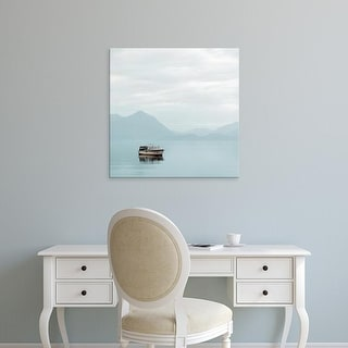 Easy Art Prints Alan Blaustein's 'Lago Vista #28' Premium Canvas Art