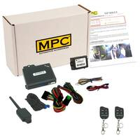 Complete Remote Start Keyless Entry Kit For 2001-2013 Honda Civic w/Bypass Module & Downloadable Tip Sheet
