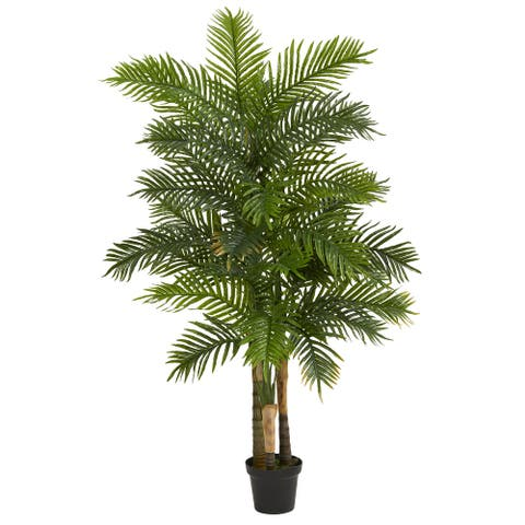 6' Areca Palm Artificial Tree (Real Touch)
