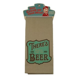 Time for Beer Bar Towel