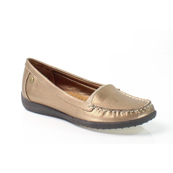 LifeStride NEW Brown Bronze Shoes Size 5M Loafers & Moccasins