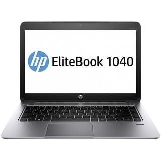 "Manufacturer Refurbished - HP EliteBook 1040 G2 14"" Laptop Intel Core i7-5600U 2.6GHz 4GB 256GB Windows 10"