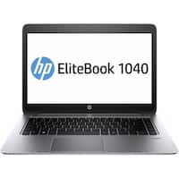 "Manufacturer Refurbished - HP EliteBook 1040 G2 14"" Laptop Intel Core i7-5600U 2.6GHz 4GB 256GB Windows 10"