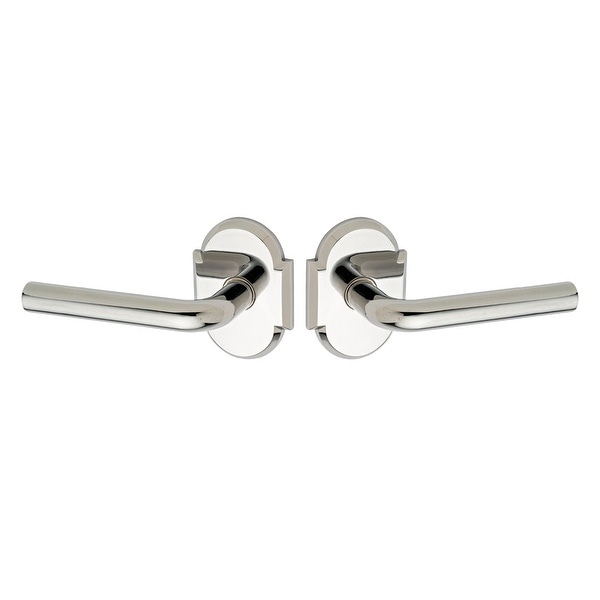 Montana Forge L5-R3-4295 Full Dummy Door Knob Set with L5 Knob and R3 Rose from the Transitional Collection