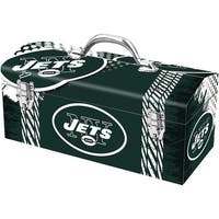 Sainty International 79-321 New York Jets Art Deco Tool Box