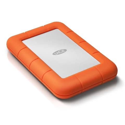 LaCie Rugged Mini 1TB USB 3.0 External Hard Drive