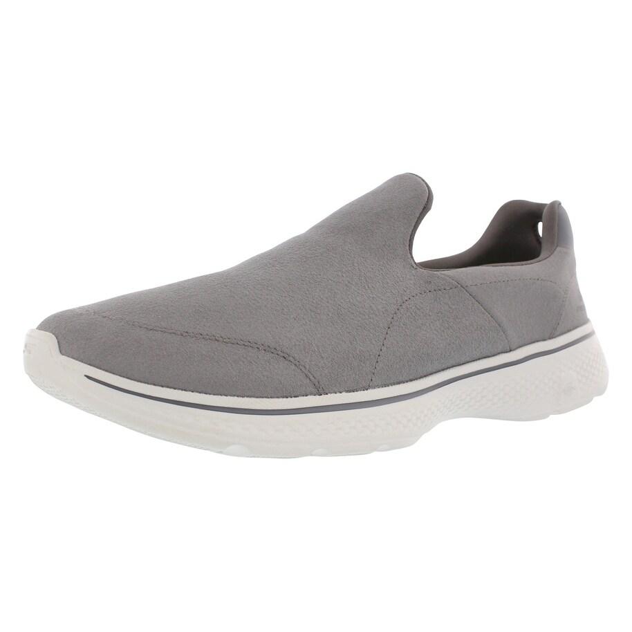 Skechers Go Walk 4 Leather Tex Cross Training Men/'s Shoes Size