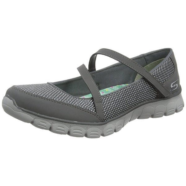 Skechers EZ Flex 3.0 - Stopover, Women's Mary Jane, (Blk)