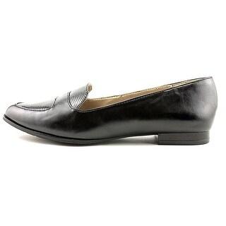Alfani Womens Zanta Almond Toe Slide Flats