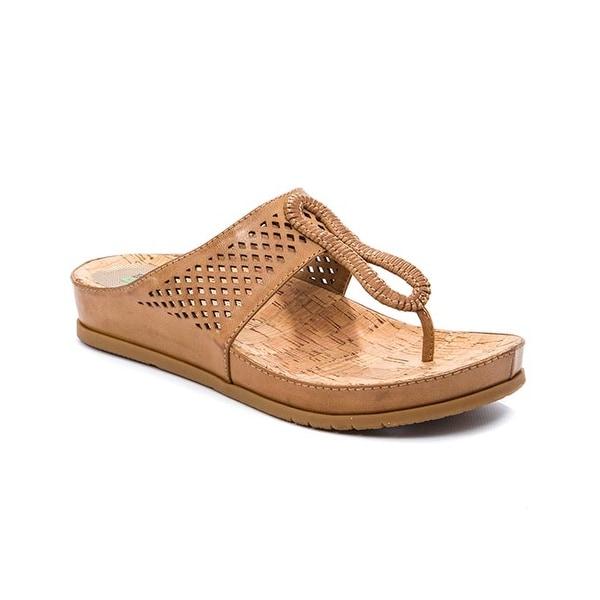 Baretraps Chinda Women's Sandals & Flip Flops Caramel
