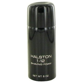 HALSTON 1-12 by Halston Shaving Foam 6 oz - Men