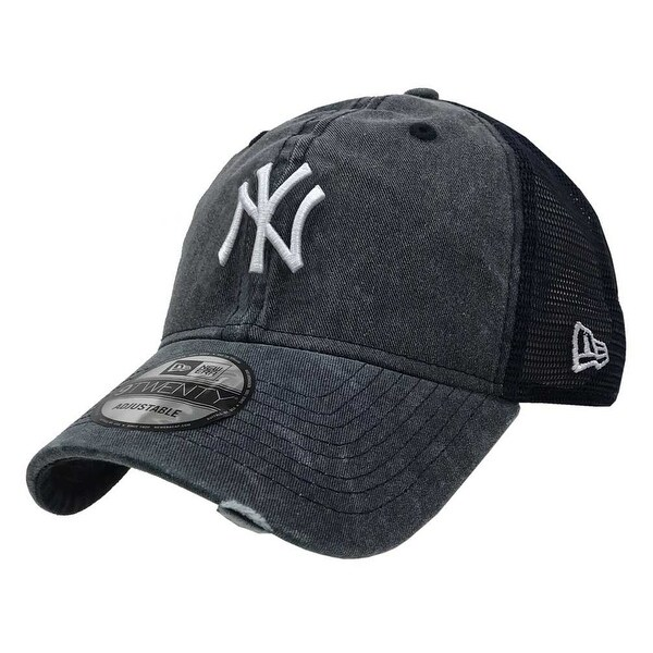 2fd8cd5090459 Shop New Era 2019 MLB New York Yankees Baseball Cap Hat Tonal Washed 9Twenty  Adjust - Free Shipping On Orders Over  45 - Overstock - 27093343