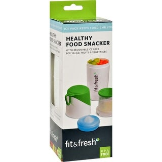 Fit and Fresh Healthy Food Snacker - Unit
