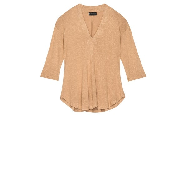 Bobeau Millie V-Neck Sweater