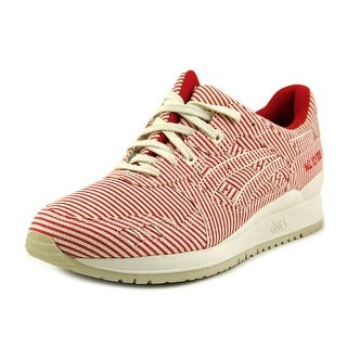 Asics Gel-Lyte III Round Toe Synthetic Sneakers