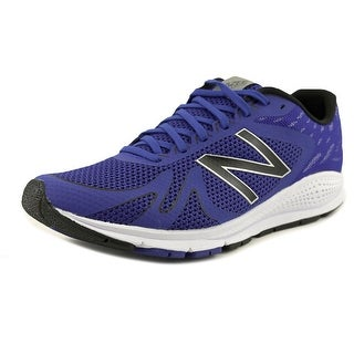 New Balance MURG Men  Round Toe Synthetic Blue Running Shoe