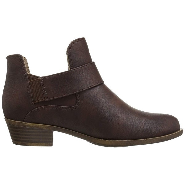 LifeStride Womens able Closed Toe Ankle Fashion Boots