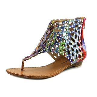 Rock & Candy Arvita Youth US 2 Multi Color Sandals|https://ak1.ostkcdn.com/images/products/is/images/direct/f9f9bf52263b725e6b994c4671b899a51efbcac5/Rock-%26-Candy-Arvita-Youth-US-2-Multi-Color-Sandals.jpg?impolicy=medium