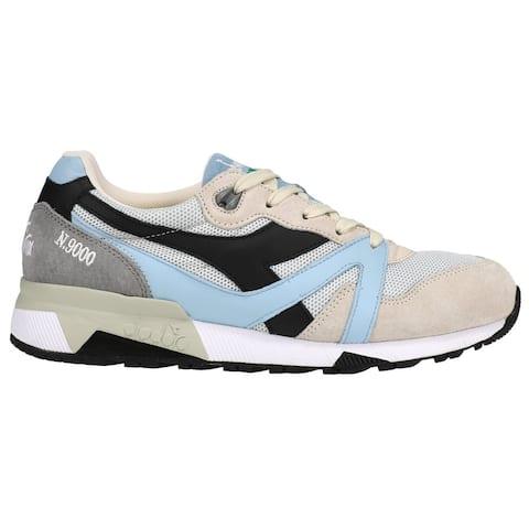 Diadora N9000 H Mesh Italia Lace Up Mens Sneakers Shoes - Beige