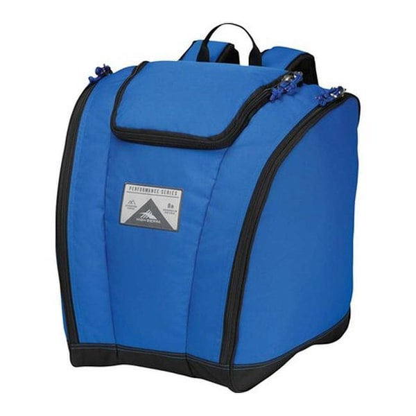 978b3517d367 Shop High Sierra Trapezoid Boot Bag Vivid Blue Black - US One Size (Size  None) - Free Shipping Today - Overstock - 25687940