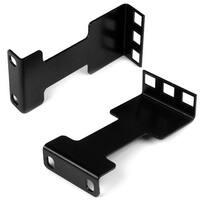 Startech Rda1u Rail Depth Adapter Kit For Server Racks - 1U, Black