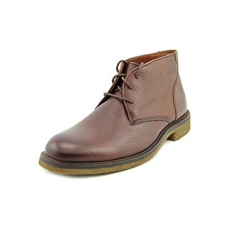 Johnston & Murphy Copeland Round Toe Leather Chukka Boot