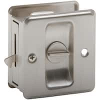 Schlage Sn Priv Pocket Door Pull